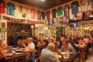 Pizzeria La Guitarrita en belgrano